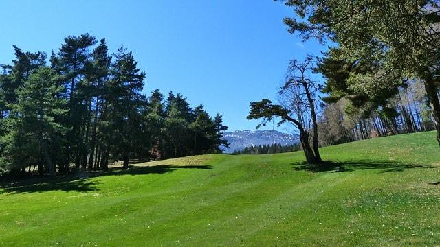 parcours de golf français