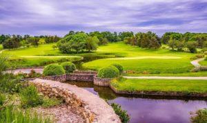 Parcours de golf en France