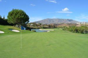 parcours golf espagne